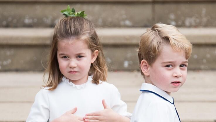 George et Charlotte : les règles d'éducation très strictes imposées par leur nounou
