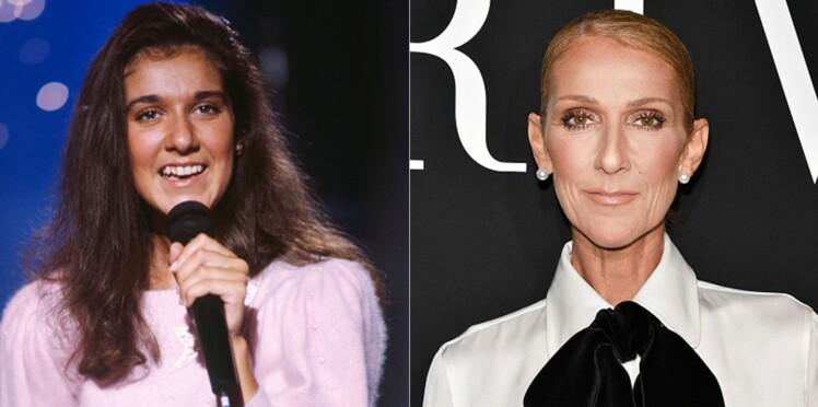 Photos - Céline Dion : son évolution physique depuis ses débuts jusqu'à maintenant