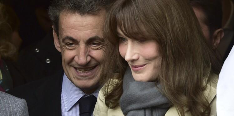Carla Bruni fait une tendre déclaration d'amour à Nicolas Sarkozy pour son anniversaire