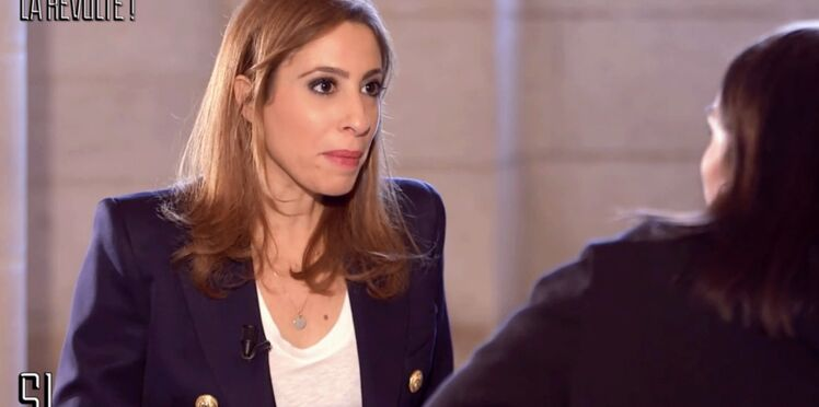 Léa Salamé décontenancée par les déclarations grossières de Béatrice Dalle