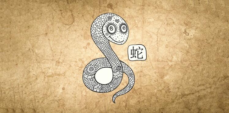 Horoscope chinois 2019 du Serpent : les prévisions de Marc Angel