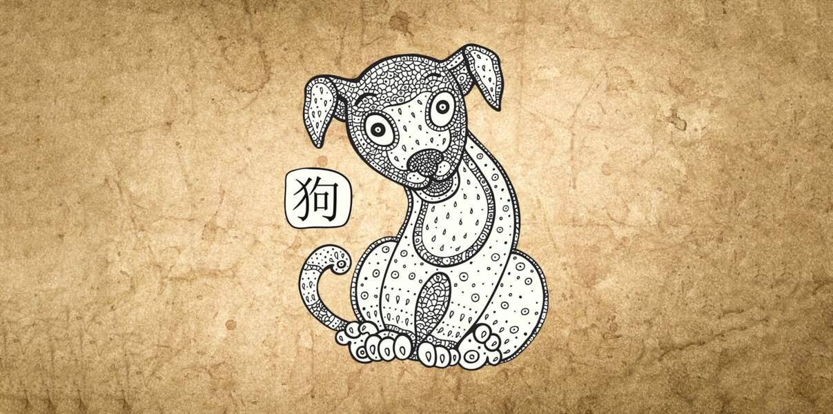 Horoscope chinois 2019 du Chien