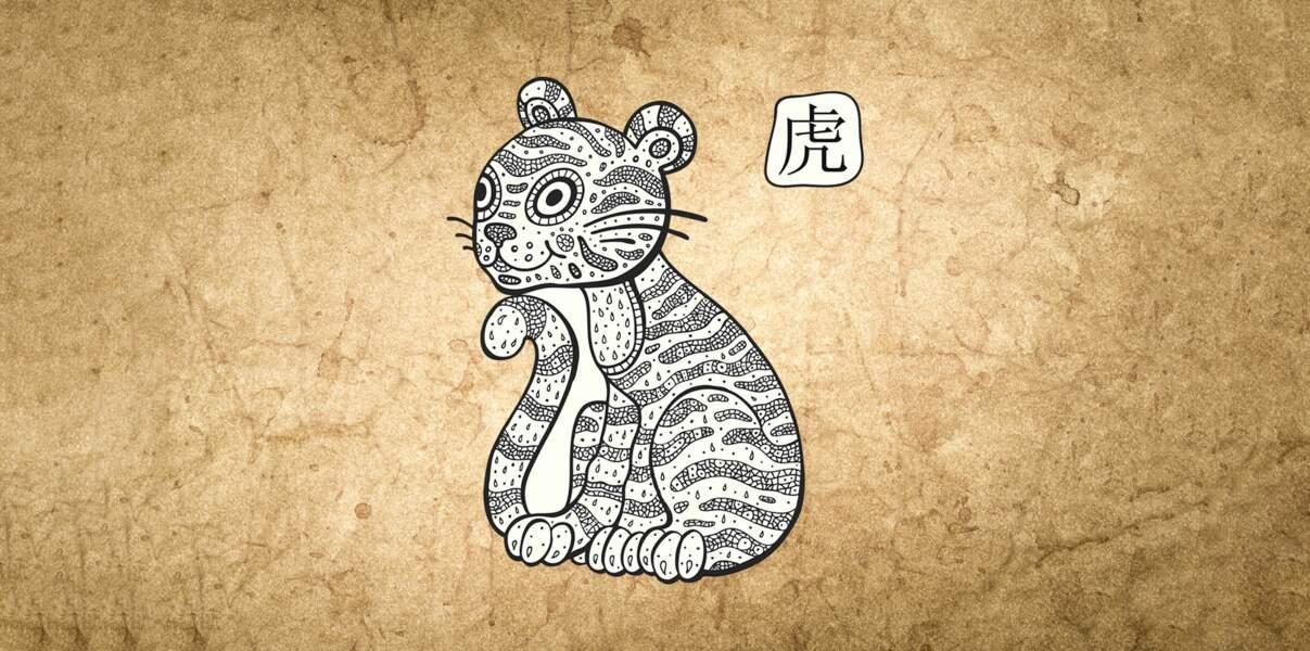 Horoscope chinois 2019 du Tigre