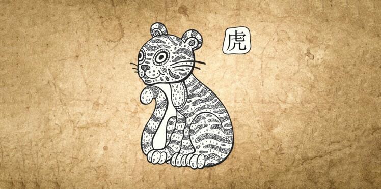 Horoscope chinois 2019 du Tigre : les prévisions de Marc Angel