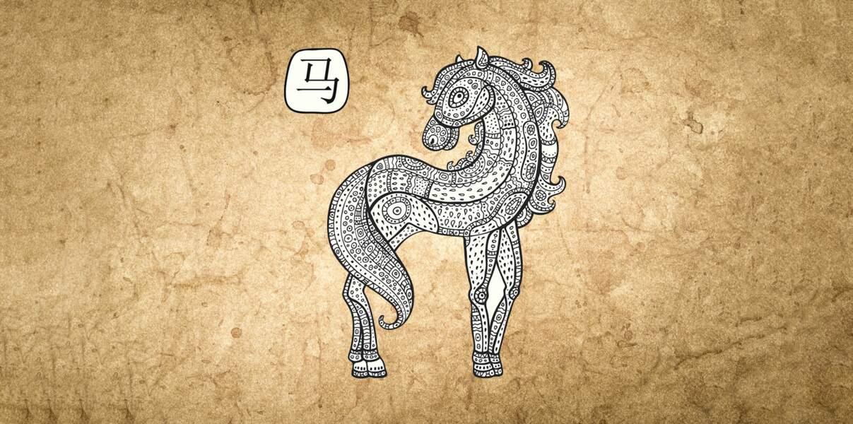 Horoscope chinois 2019 du Cheval