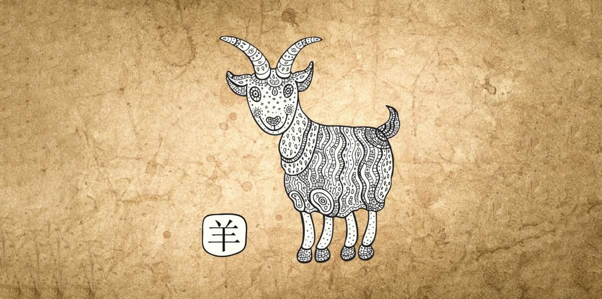 Horoscope chinois 2019 de la Chèvre ou du Mouton