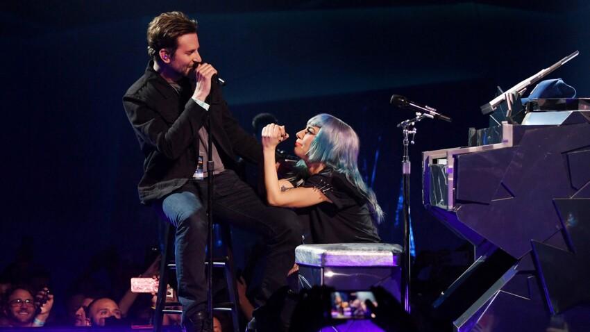 Vidéo - Surprise lors du concert de Lady Gaga : Bradley Cooper vient la rejoindre sur scène