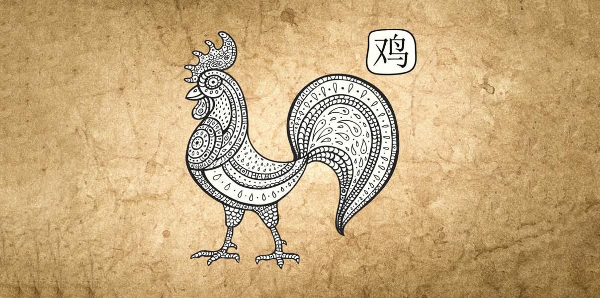 Horoscope chinois 2019 du Coq