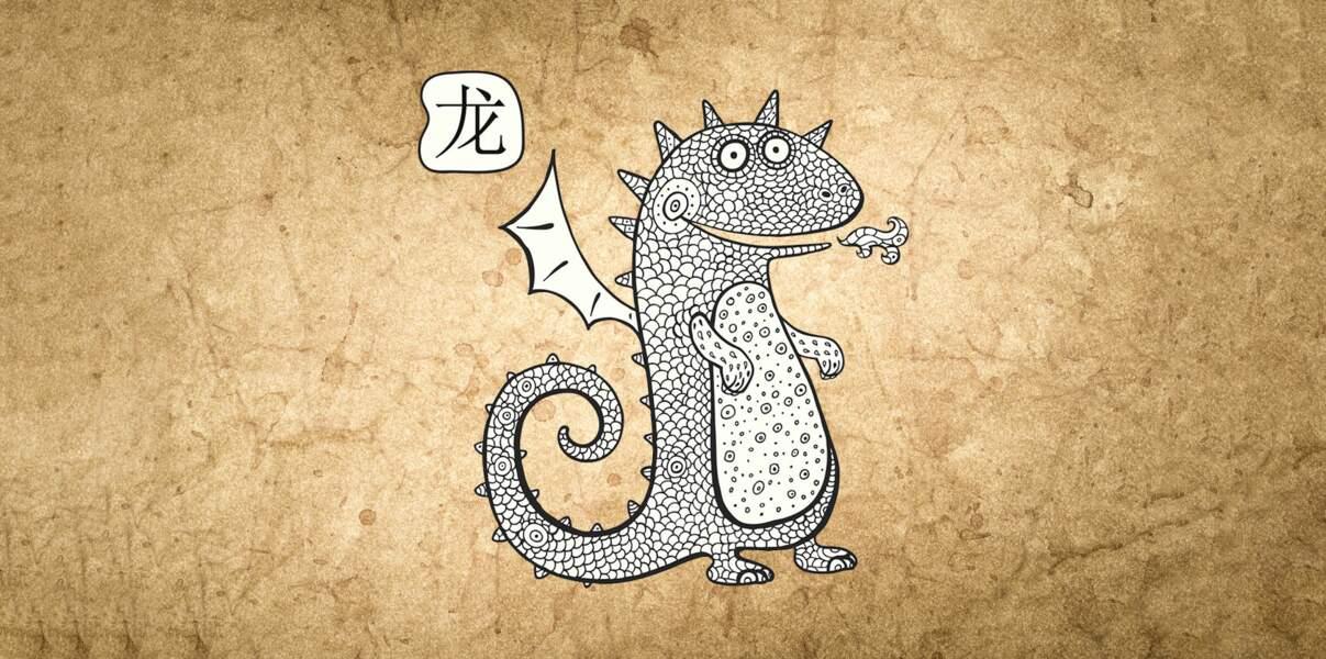 Horoscope chinois 2019 du Dragon
