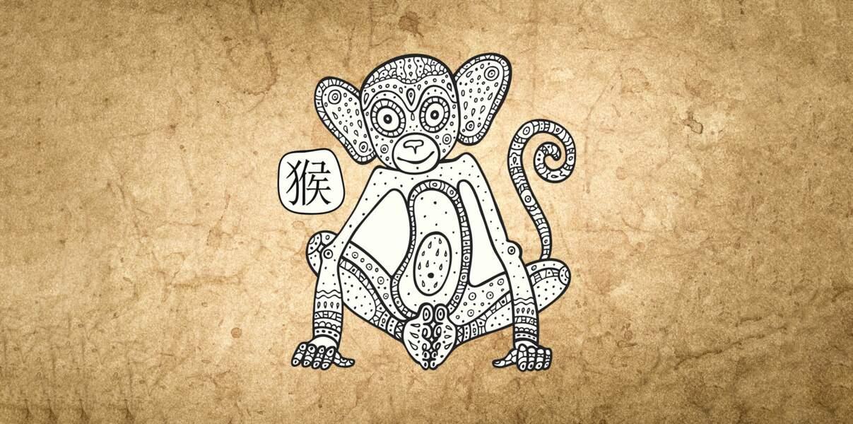 Horoscope chinois 2019 du Singe