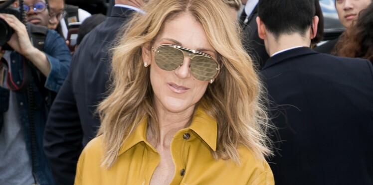 Céline Dion : deux tenues improbables dans la même journée. Stylées ou fashion faux-pas ?
