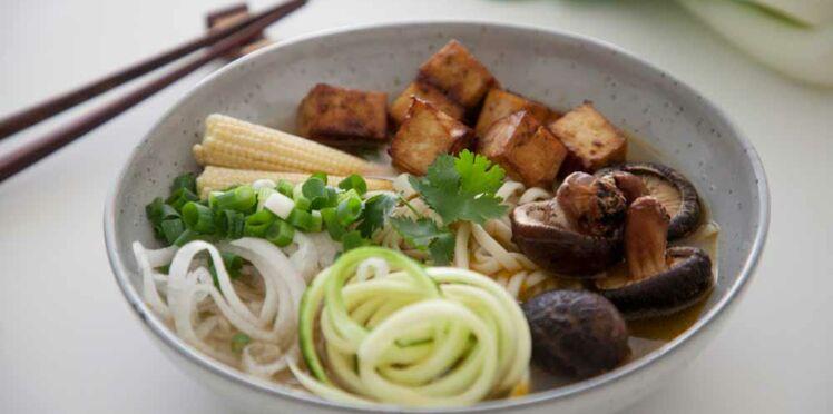 Ramen au Tofu
