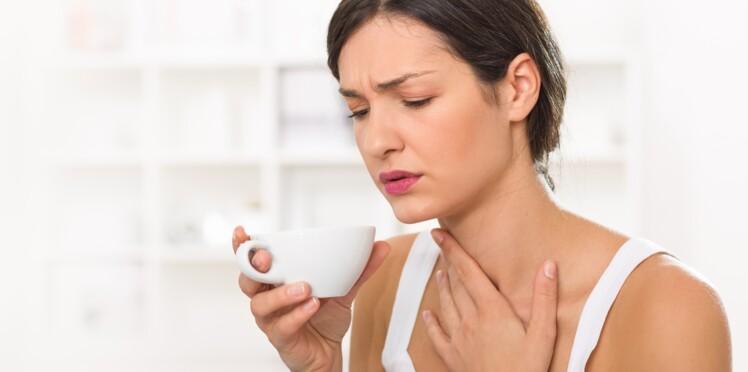 Mal de gorge persistant : pourquoi il faut consulter rapidement