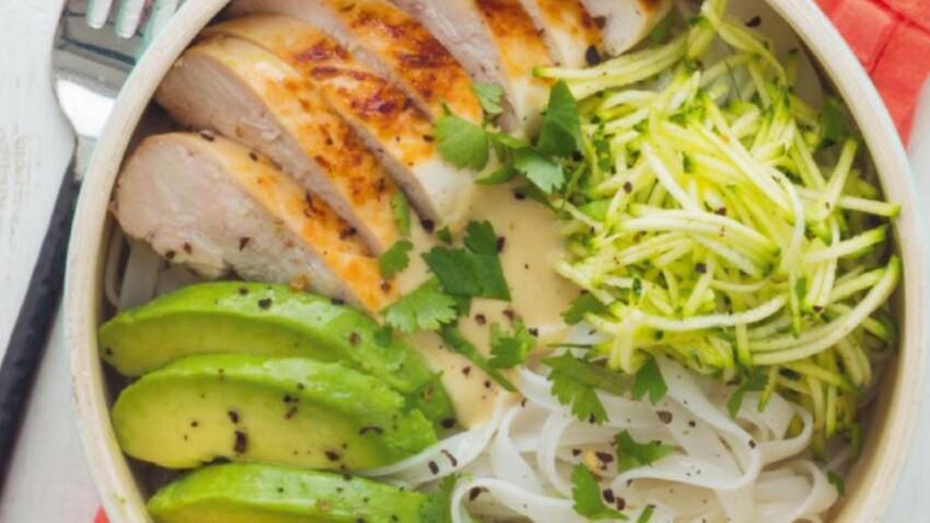 Que faire avec des nouilles chinoises et asiatiques ?