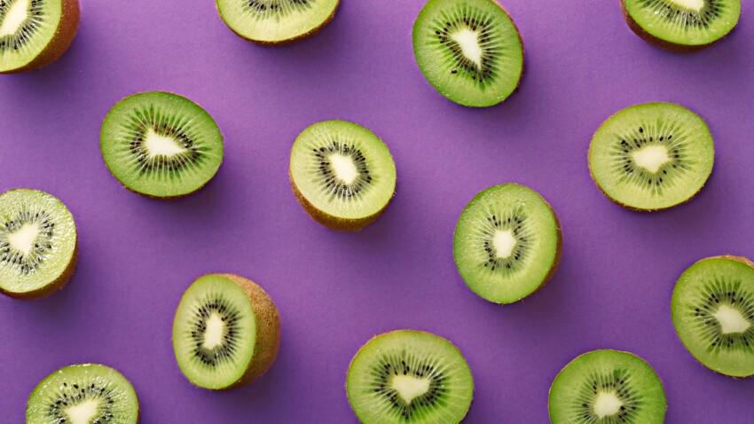 Beauté : découvrez tous les bienfaits du kiwi
