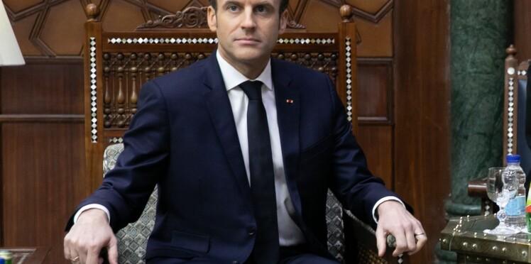 """Emmanuel Macron affirme : """"Moi aussi, je suis gilet jaune"""""""
