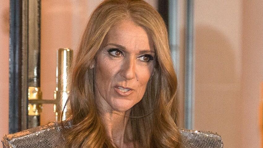 Céline Dion : quand elle tente de passer inaperçue... (dans un look encore – très – original !)