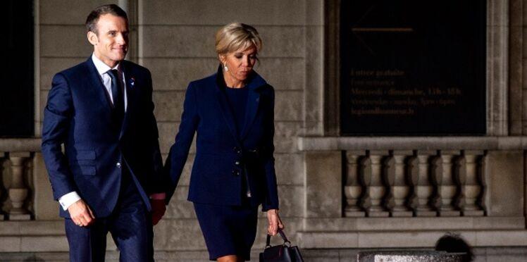 Comment Emmanuel et Brigitte Macron occupent leurs samedis soir