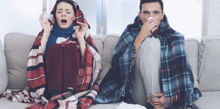 Comment faire la différence entre un rhume et une grippe ?