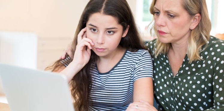 5 conseils pour protéger son enfant du cyber-harcèlement