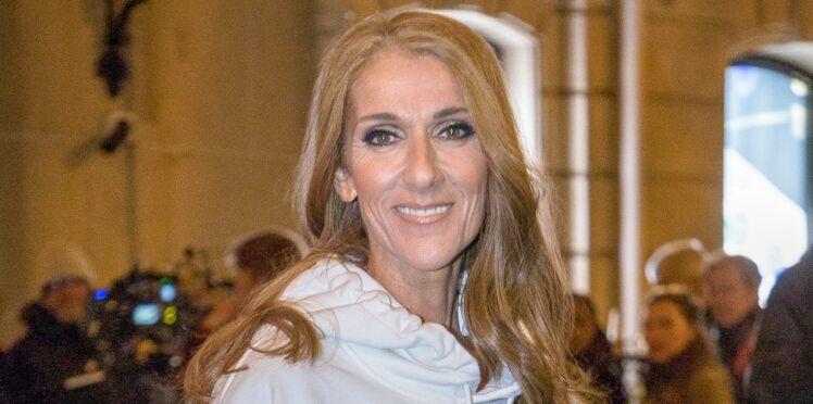 Céline Dion surprend encore dans un look décalé
