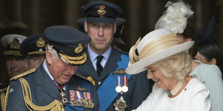 Comment le prince William s'est organisé pour réunir le prince Charles et Camilla après la mort de Lady Di