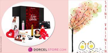 Saint Valentin : Gagner votre coffret coquin Marc Dorcel