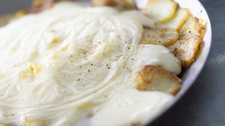 Pela aux pommes de terre et reblochon