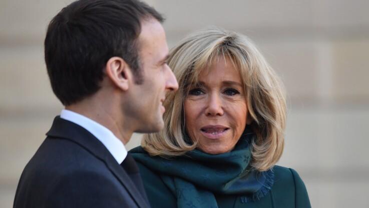 La bourde de l'Elysée qui a vexé Brigitte Macron et rendu furieux le président
