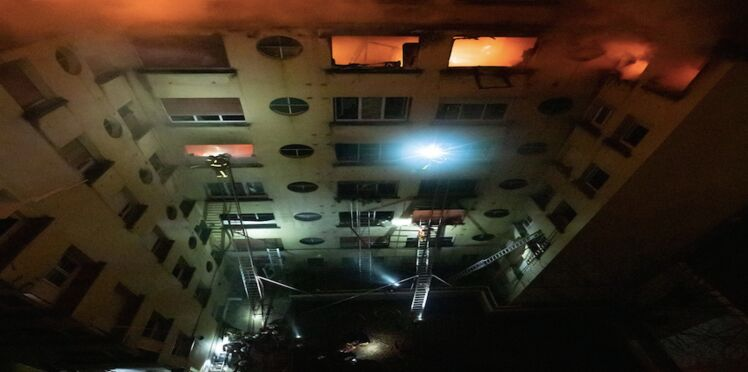 Incendie à Paris : le terrifiant témoignage du voisin de la suspecte