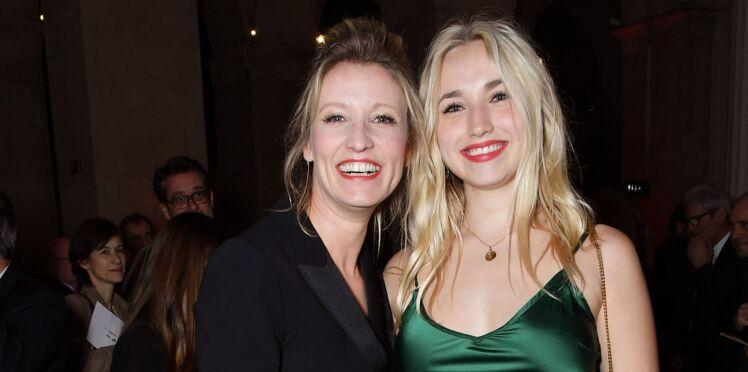 Alexandra Lamy évoque avec beaucoup d'émotion le début de carrière de sa fille Chloé Jouannet