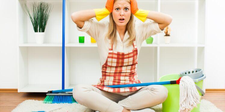 7 erreurs que l'on fait toutes en faisant le ménage