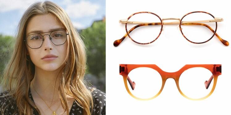 lunettes de vue nos 20 coups de c ur femme actuelle le mag. Black Bedroom Furniture Sets. Home Design Ideas