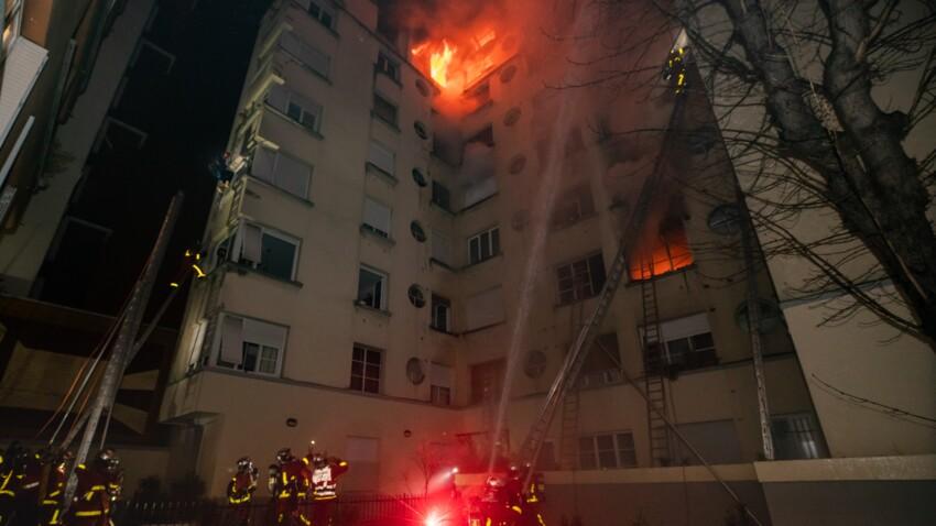 Incendie meurtrier à Paris : sortie de garde à vue, la suspecte a été admise en infirmerie psychiatrique
