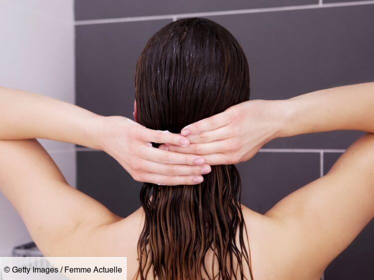 Cheveux Gras 5 Recettes De Masque Maison Facile A Faire Femme Actuelle Le Mag