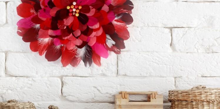 Un juju-hat romantique pour la Saint-Valentin
