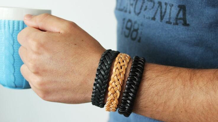 8a6645145a1 Bracelet pour homme