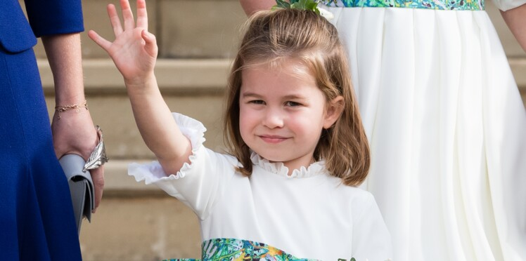 Kate Middleton : cet aliment surprenant dont la princesse Charlotte raffole