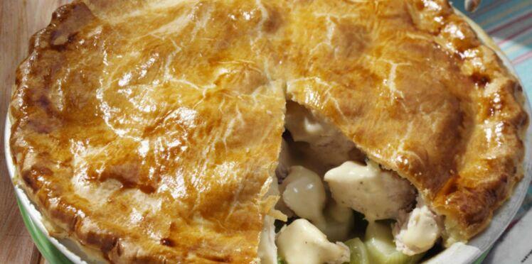 Tourte picarde, au reblochon, au poulet curry, au maroilles ou au thon : 5 recettes de tourtes salées pour se régaler