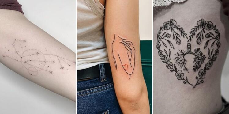 Tatouages : les plus belles tendances de 2019