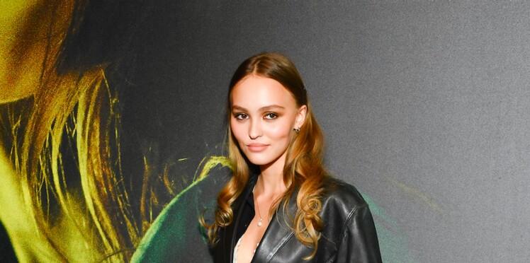 Les confidences de Lily-Rose Depp sur son quotidien en France