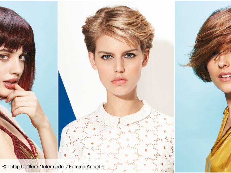 Femme Actuelle Le Top 10 Des Coupes De Cheveux Qui Rajeunissent