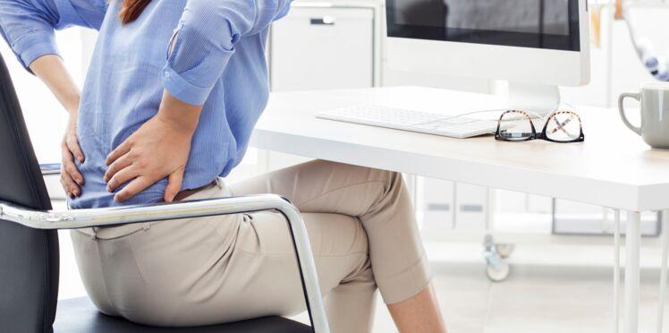 Mal au dos : les bonnes postures pour éviter les douleurs