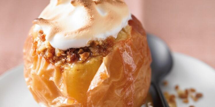 Pommes au four : 6 recettes classiques ou revisitées pour redécouvrir ce dessert de grand-mère