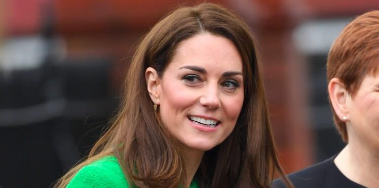 Kate Middleton : un étrange détail de sa robe repéré par les internautes