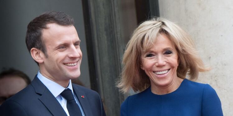 Emmanuel et Brigitte Macron fous amoureux : un photographe raconte leur intimité