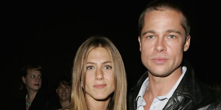 Jennifer Aniston fête ses 50 ans avec… Brad Pitt !