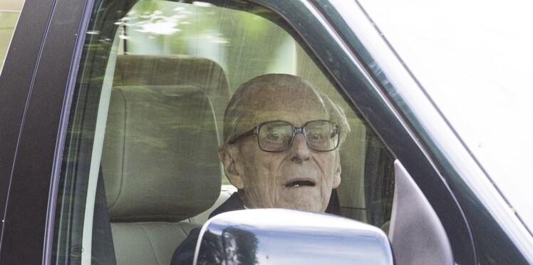 Le prince Philip prend une décision importante après son accident de voiture