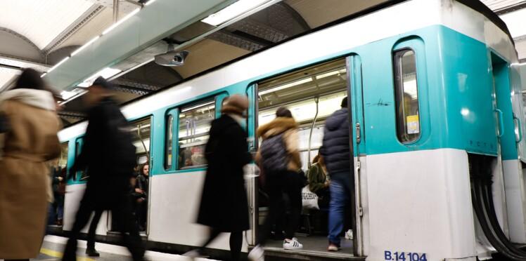 """Agressions sexuelles : le """"frotteur"""" du métro condamné à la prison ferme"""