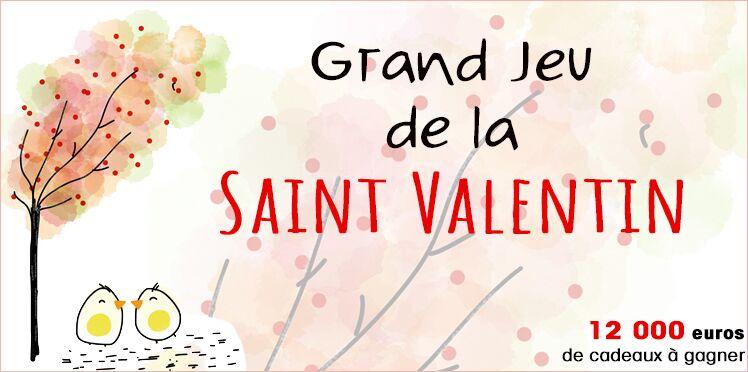 Le Grand Jeu de la Saint Valentin 2019